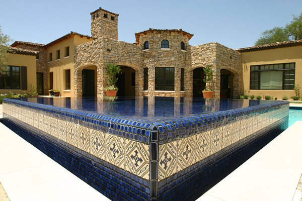 Custom Tile Pool