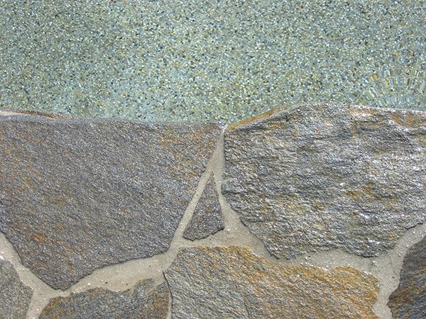 Pool Design Closeup